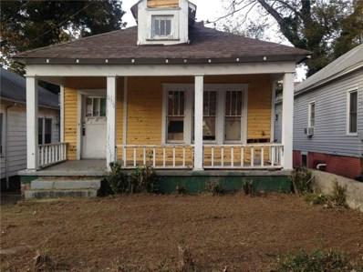 1009 Palmetto Avenue SW, Atlanta, GA 30314 - MLS#: 6122638