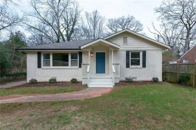 2520 Amelia Avenue, Decatur, GA 30032 - MLS#: 6125115