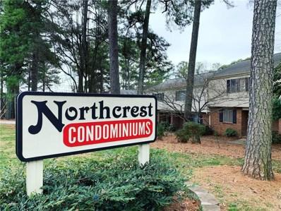 3326 Northcrest Road UNIT A, Atlanta, GA 30340 - MLS#: 6125501