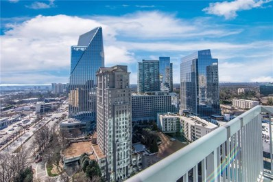 3324 Peachtree Road NE UNIT 2004, Atlanta, GA 30326 - MLS#: 6127802