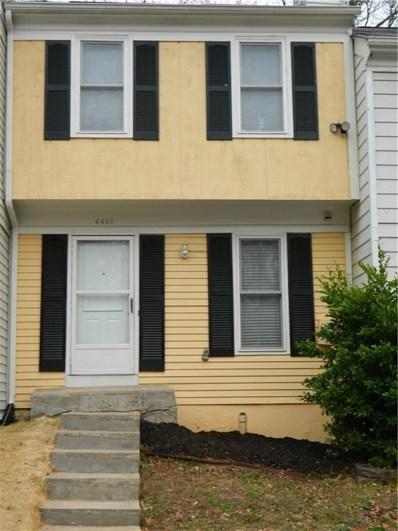 4467 Aspen Woods Court, Atlanta, GA 30360 - #: 6129425
