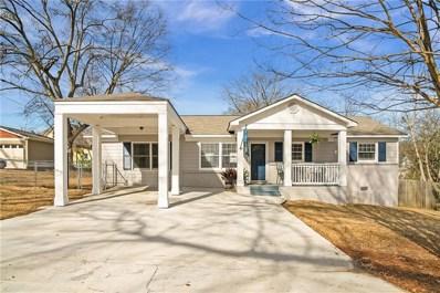 1439 Whitfield Street SE, Smyrna, GA 30080 - MLS#: 6129648