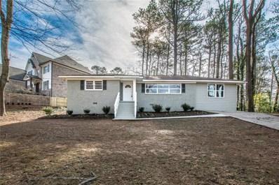 2266 Hills Lane Drive SE, Smyrna, GA 30080 - #: 6502110