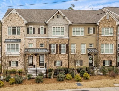 4010 Chastain Preserve Way NE UNIT A, Atlanta, GA 30342 - MLS#: 6502226
