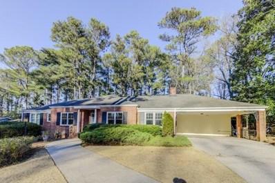 2086 Fairwood Lane NE, Atlanta, GA 30345 - #: 6502444