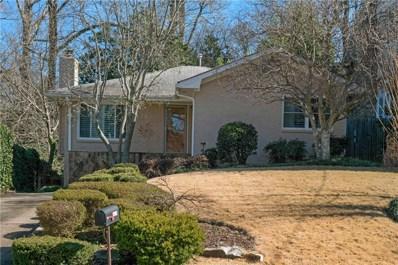 1429 Wessyngton Road NE, Atlanta, GA 30306 - #: 6503771