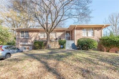 3537 Fairburn Place NW, Atlanta, GA 30331 - MLS#: 6504027