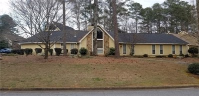 7521 Auden Trail, Sandy Springs, GA 30350 - #: 6504114