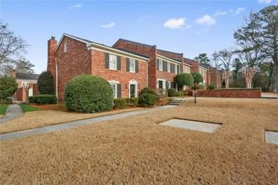 3050 Margaret Mitchell Drive NW UNIT 7, Atlanta, GA 30327 - MLS#: 6505284