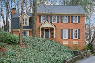 6085 Black Water Trail NW, Sandy Springs, GA 30328 - MLS#: 6505834