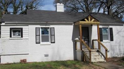 1327 Sharon Street NW, Atlanta, GA 30314 - #: 6505957