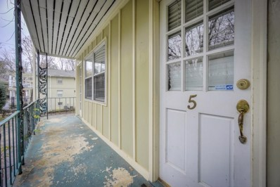 986 Greenwood Avenue NE UNIT 5, Atlanta, GA 30306 - MLS#: 6506119