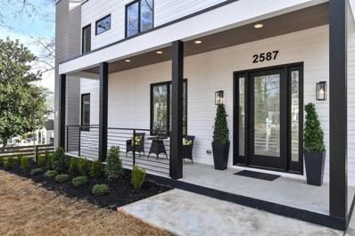 2587 Knox Street NE, Atlanta, GA 30317 - MLS#: 6507104
