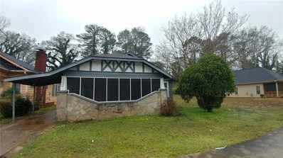 1568 Pineview Terrace SW, Atlanta, GA 30311 - MLS#: 6507398