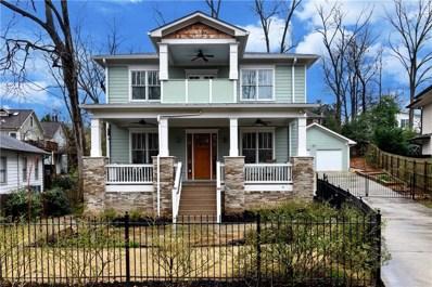 51 Warren Street NE, Atlanta, GA 30317 - #: 6507662