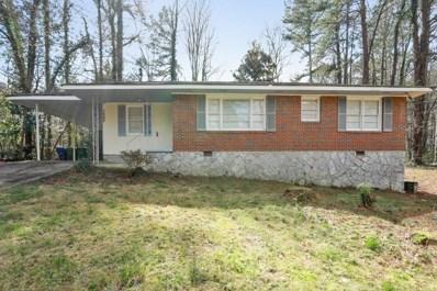 3660 Hill Acres Road SW, Atlanta, GA 30331 - MLS#: 6507977