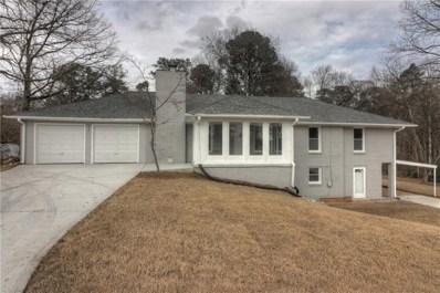 572 N Thomas Lane SE, Smyrna, GA 30082 - MLS#: 6508045