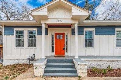 1497 Rogers Avenue SW, Atlanta, GA 30310 - MLS#: 6508172