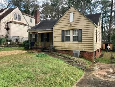 1674 Richland Road SW, Atlanta, GA 30311 - MLS#: 6510898