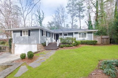 4390 Carmain Drive, Atlanta, GA 30342 - MLS#: 6511486