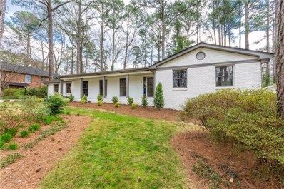 2221 Bonnavit Court NE, Atlanta, GA 30345 - #: 6511723