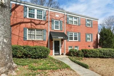 578 Goldsboro Road UNIT C, Atlanta, GA 30307 - MLS#: 6511822