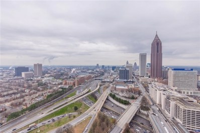 400 W Peachtree Road NW UNIT 3302, Atlanta, GA 30308 - #: 6511877