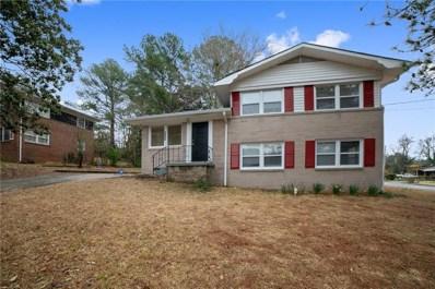 4004 Rutgers Drive SW, Atlanta, GA 30331 - MLS#: 6512494