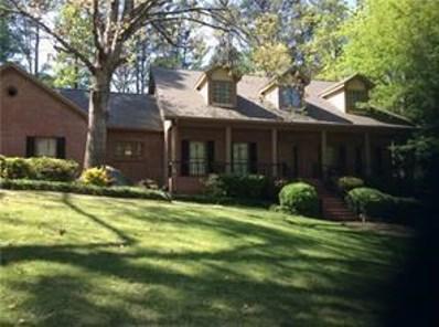 741 Weatherborn Place, Stone Mountain, GA 30083 - MLS#: 6513391