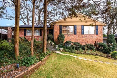 1489 Brook Valley Lane NE, Atlanta, GA 30324 - MLS#: 6513971