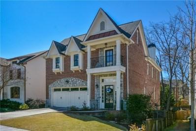 2352 Colonial Drive NE, Brookhaven, GA 30319 - #: 6515785