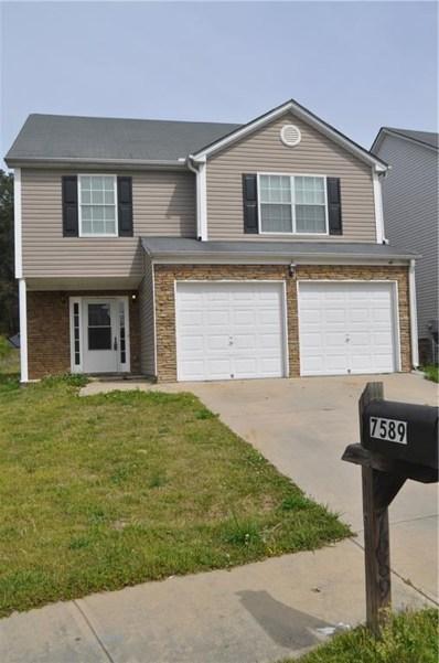 7589 Garnet Drive, Jonesboro, GA 30236 - MLS#: 6516124