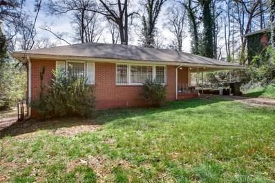864 Glenway Drive, East Point, GA 30344 - MLS#: 6516368
