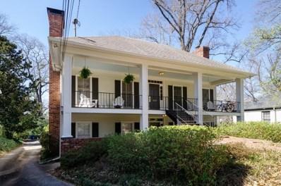 1872 Wycliff Road NW UNIT C, Atlanta, GA 30309 - #: 6516551
