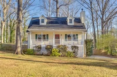 4041 Oak Stone Drive, Douglasville, GA 30135 - #: 6516992