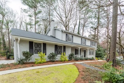 6445 Tanacrest Court, Sandy Springs, GA 30328 - MLS#: 6518518