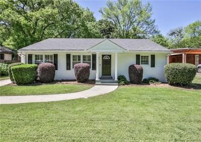 1626 Anita Place NE, Atlanta, GA 30306 - MLS#: 6519315