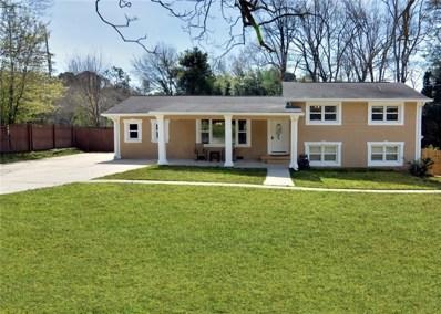 994 Overbrook Circle, Marietta, GA 30062 - #: 6519453