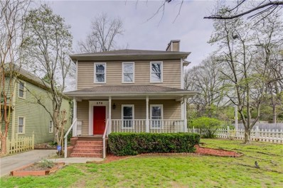 276 Cherokee Place SE, Atlanta, GA 30312 - MLS#: 6519682
