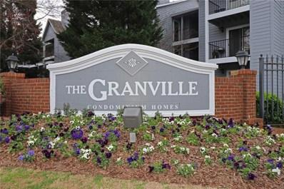 534 Granville Court UNIT 534, Sandy Springs, GA 30328 - #: 6519789