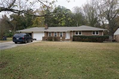 552 Hasty Drive, Lithia Springs, GA 30122 - MLS#: 6520090