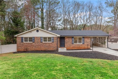 516 Stockwood Drive, Woodstock, GA 30188 - MLS#: 6520175