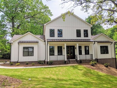 1870 Spring Avenue NW, Atlanta, GA 30318 - MLS#: 6521628