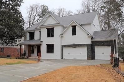 3903 Sheldon Drive NE, Atlanta, GA 30342 - MLS#: 6521880