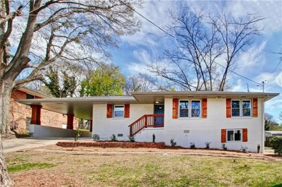 2780 Dearwood Drive SW, Atlanta, GA 30315 - MLS#: 6521985