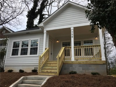 798 Humphries Street SW, Atlanta, GA 30310 - MLS#: 6522061