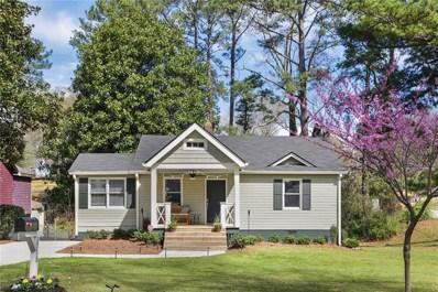 1718 Braeburn Drive SE, Atlanta, GA 30316 - #: 6522181