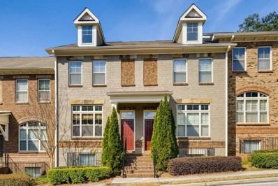 7260 Glisten Avenue UNIT 97, Atlanta, GA 30328 - MLS#: 6522541