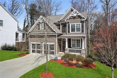2175 Collins Ridge Drive NW, Atlanta, GA 30318 - #: 6522574