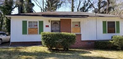 3668 Clovis Court NW, Atlanta, GA 30331 - #: 6522671